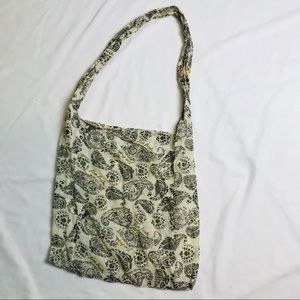 Free People Lightweight Cotton Reusable Tote Bag